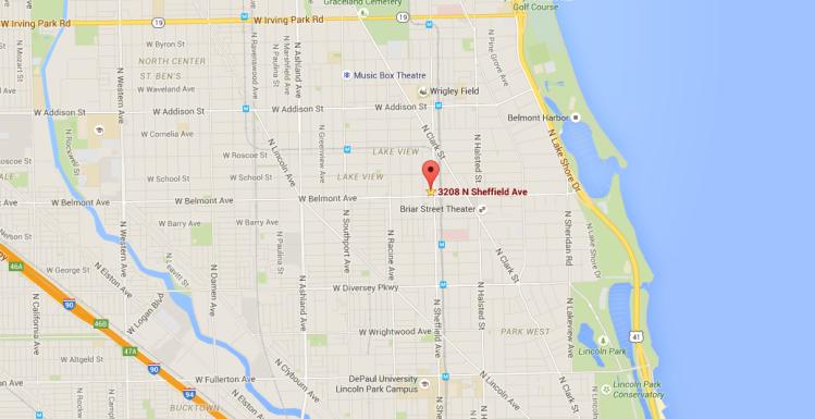 Map Directions Buffett Place